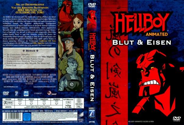 Hellboy Animated: Blut & Eisen (2007) R2 German