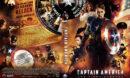 Captain America: The first Avenger (2001) R2 German
