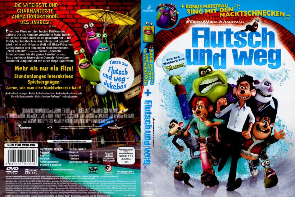 Flutsch Und Weg Dvd Cover 2006 R2 German