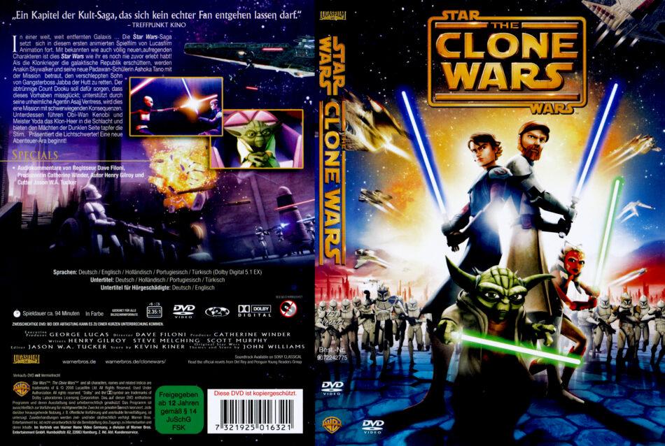 Star Wars Clone Wars Deutsch