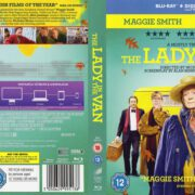 The Lady In The Van (2015) R2 Blu-Ray