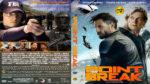 Point Break (2015) R1 Custom DL DVD Cover