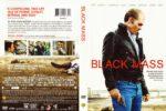 Black Mass (2015) R1 DVD Cover
