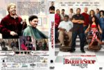 Barbershop: The Next Cut (2016) CUSTOM DVD Cover