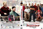 Barbershop: The Next Cut (2016) CUSTOM DVD Cover