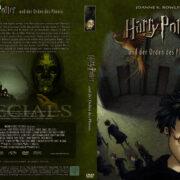 Harry Potter und der Orden des Phönix (2007) R2 German Cover