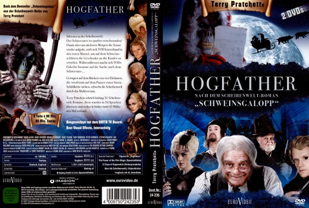 Hogfather: Schaurige Weihnachten (2006) R2 EN/German