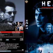 Heat (1995) R2 Blu-Ray Custom German