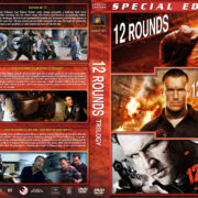 12 Rounds Trilogy R1 Custom DVD cover