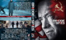 Bridge of Spies (2015) R1 Custom DVD Cover & Label