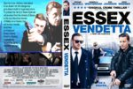 Essex Vendetta (2016) R2 CUSTOM DVD Cover