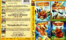 Open Season 4 Movie Collection (2006-2016) R1 DVD Cover