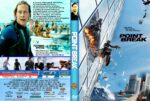 Point Break (2015) R0 CUSTOM DVD Cover