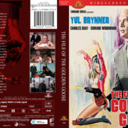 The File Of The Golden Goose (1969) R1 Custom DVD Cover