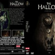 The Hallow (2015) R2 GERMAN CUSTOM DVD Cover