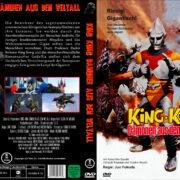 King-Kong: Dämonen aus dem Weltall (1973) R2 German
