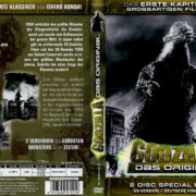 Godzilla: Das Original (1954) R2 German