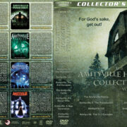 Amityville Horror Collection – Volume 1 (1979-1996) R1 Custom Cover