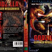 Godzilla: Duell der Megasaurier (1991) R2 German