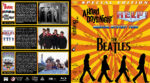 The Beatles Triple Feature (1964-1967) Blu-Ray Custom Cover