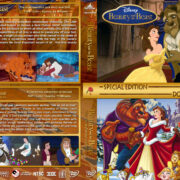 Beauty & the Beast / Enchanted Christmas (1991-1997) R1 Custom Cover