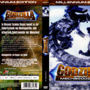 Godzilla Against MechaGodzilla (2002) R2 German