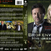 Brokenwood Mysteries – Series 1 (2015) R1 Custom Cover & Labels