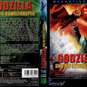 Godzilla und die Urweltraupen (1964) R2 German