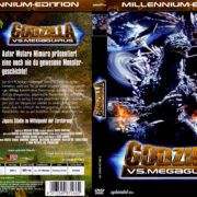 Godzilla vs. Megaguirus (2000) R2 German
