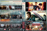 Captain America Triple Feature (2011-2016) R1 Custom Covers