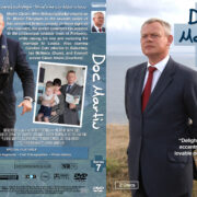 Doc Martin – Series 7 (2015) R1 Custom Covers & Labels