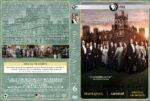 Downton Abbey – Season 6 (2016) R1 Custom Covers & Labels