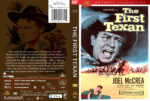 The First Texan (1956) R1 Custom DVD Cover