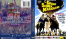 The Great Sioux Massacre (1965) R1 Custom DVD Cover