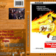 The Groundstar Conspiracy (1972) R1 Custom DVD Cover