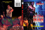 The Killing Man (1994) R1 Custom DVD Cover