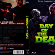 Day of the Dead 2: Contagium (2005) R2 Blu-Ray German Covers