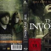 The Invoking (2013) Blu-Ray German Custom Cover & Label