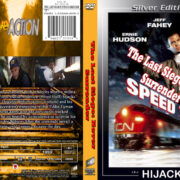 The Last Siege:Never Surrender (1999) R1 Custom DVD Cover