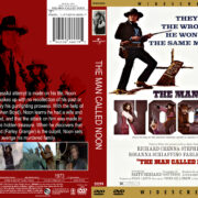 The Man Called Noon (1973) R1 Custom DVD Cover
