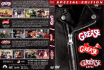 Grease Triple Feature (1978-2016) R1 Custom Covers