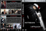 Hitman Double Feature (2007-2015) R1 Custom Covers