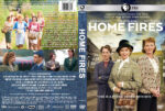 Home Fires (2015) R1 Custom Cover & Labels