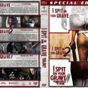 I Spit on Your Grave Trilogy (2010-2015) R1 Custom Cover