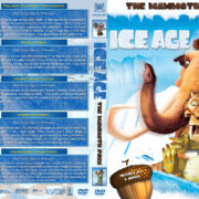 Ice Age: The Mammoth Pack (2002-2016) R1 Custom DVD Cover
