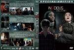 Insidious Collection (2010-2015) R1 Custom DVD Cover