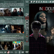 Insidious Collection (2010-2015) R1 Custom DVD Cover
