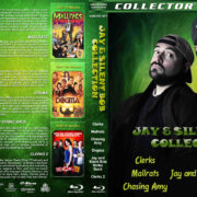 Jay & Silent Bob Collection (1995-2006) R1 Custom Blu-Ray