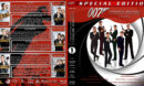 James Bond Ultimate Collection - Volume 1 (1962-1969) R1 Custom Blu-Ray