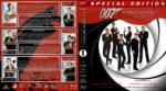 James Bond Ultimate Collection – Volume 1 (1962-1969) R1 Custom Blu-Ray